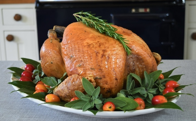 <strong>Delicious Free Range Bronze Turkeys</strong><br />Order online