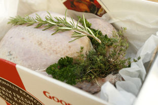 Buying your goose or turkey